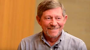 Jack Banks tells of his experience at the CRH Heart and Vascular Center - video grab of Jack