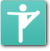 Exercise class icon