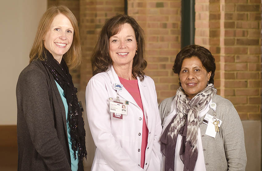 Diabetes team photo