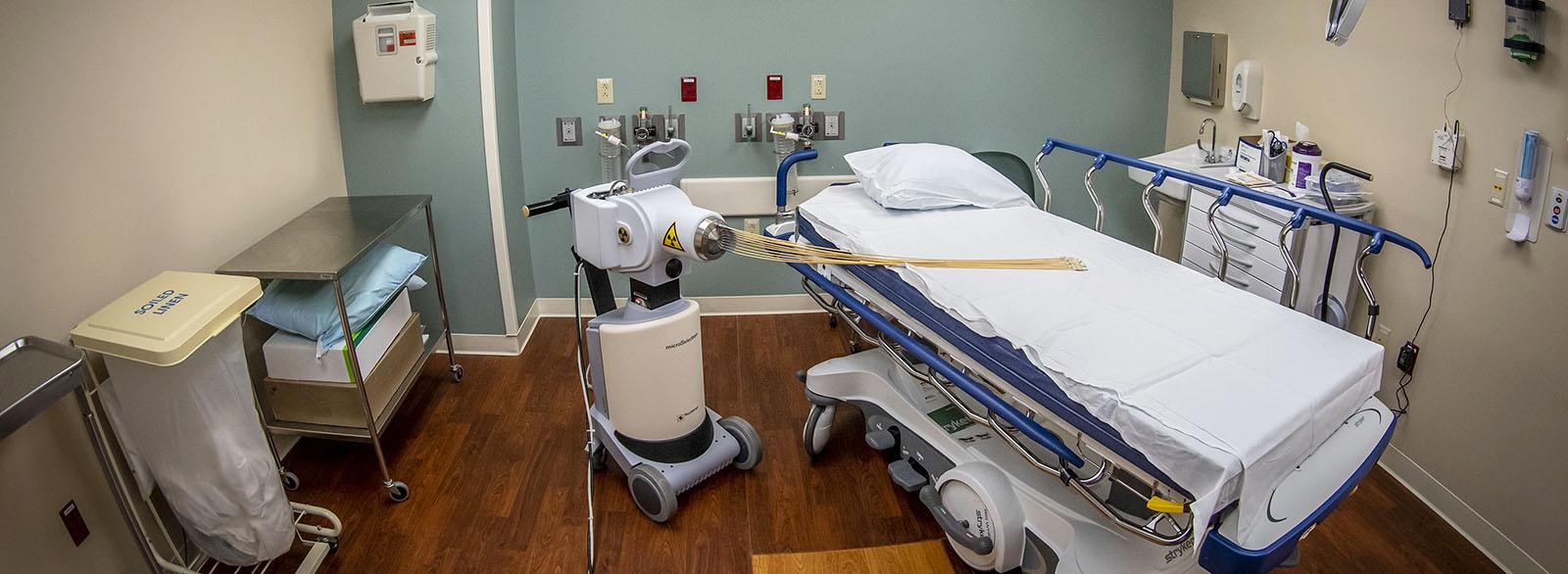 Brachytherapy Suite