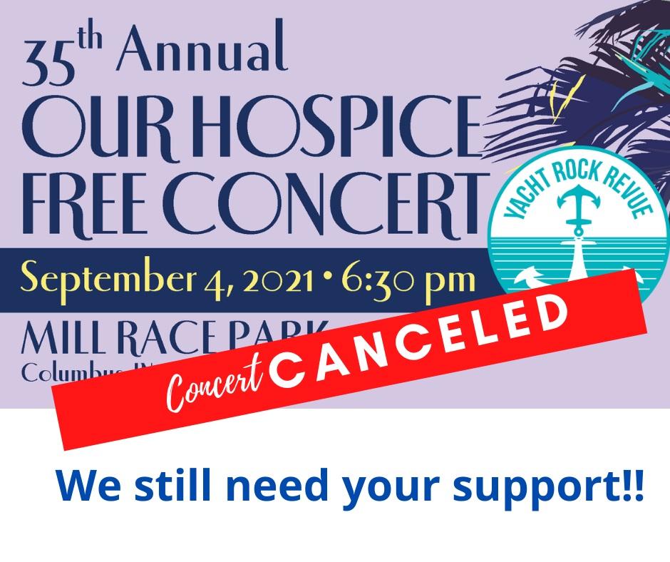 Concert Canceled Support v3