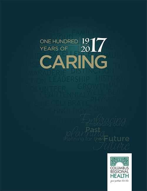 CRH 100 Years of Caring Book