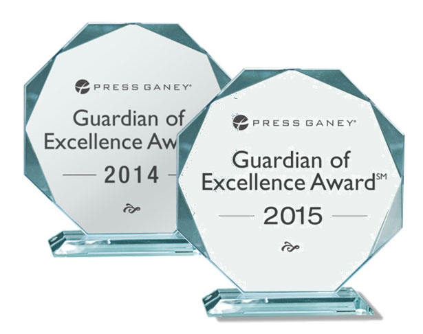Guardian of Excellence awards