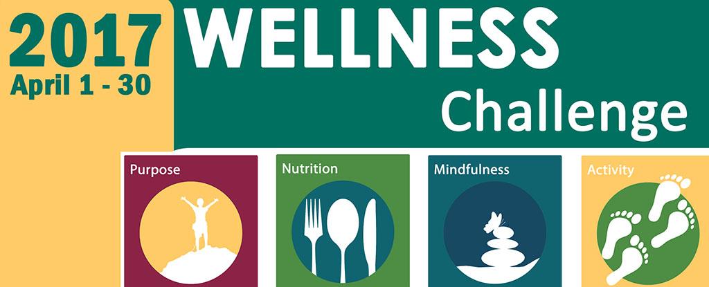2017 Community Wellness Challenge graphic