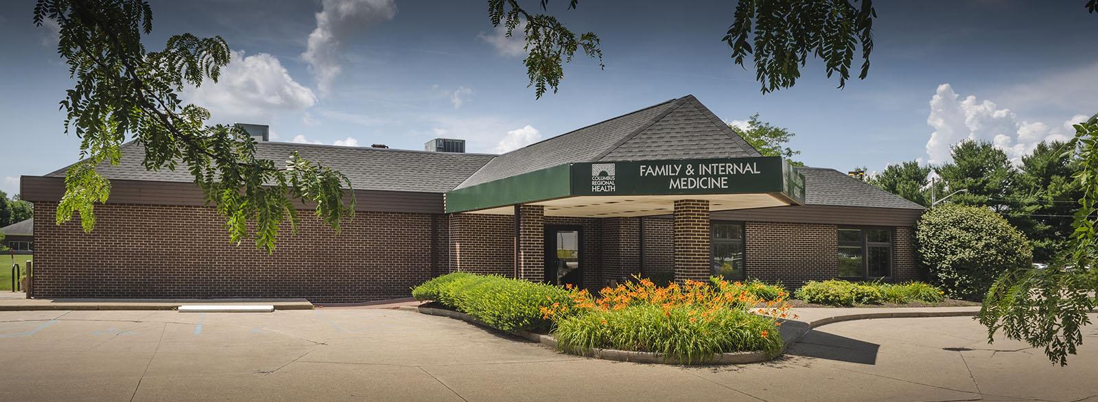 Family and Internal Medicine exterior
