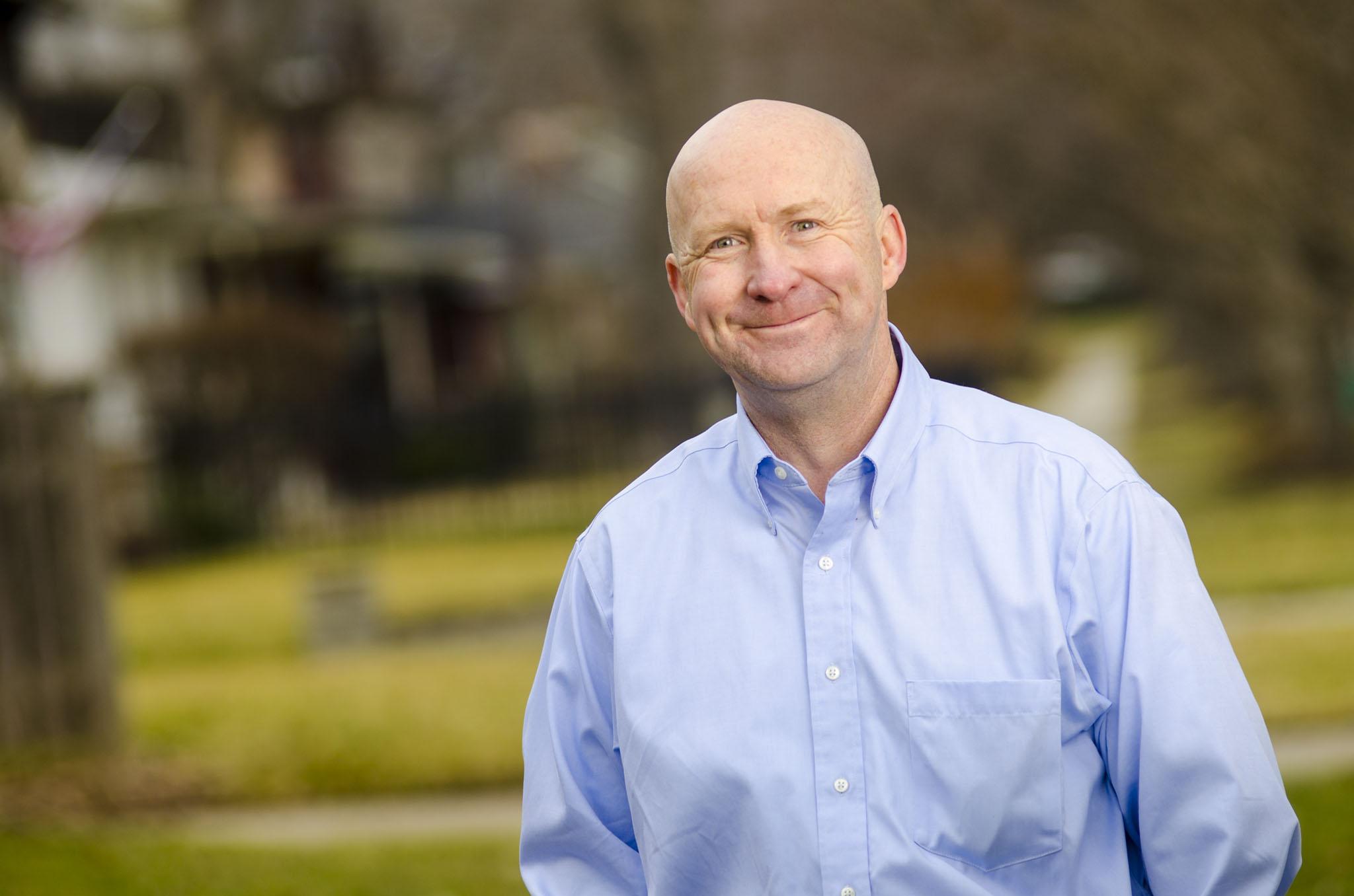 Radiation oncologist Kevin McMullen MD