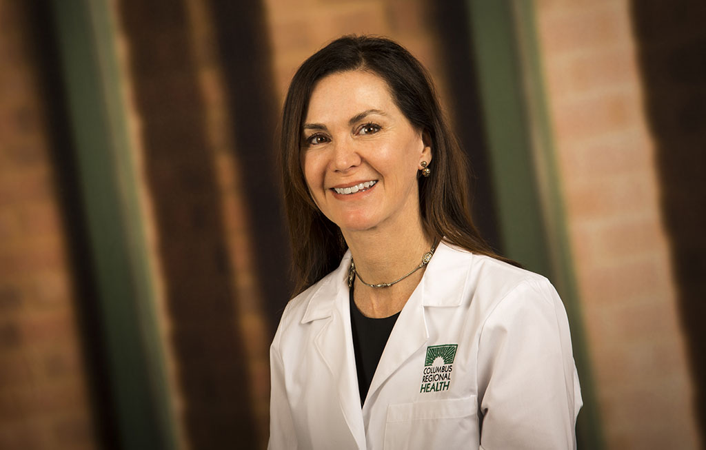Suzanne Hand, MD, radiologist