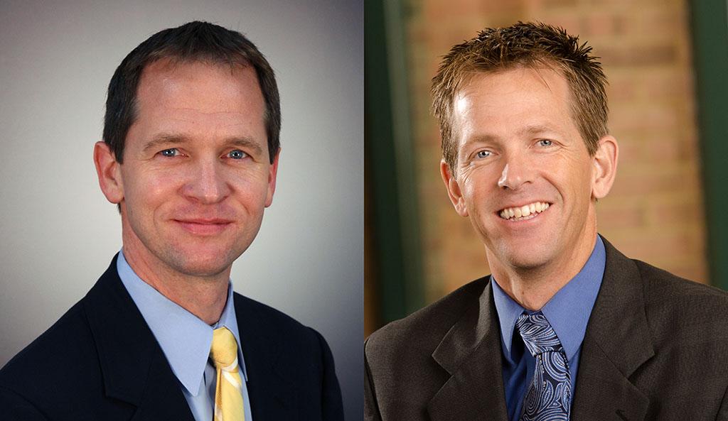 R. Lee Kiser, MD and Slade Crowder, MD