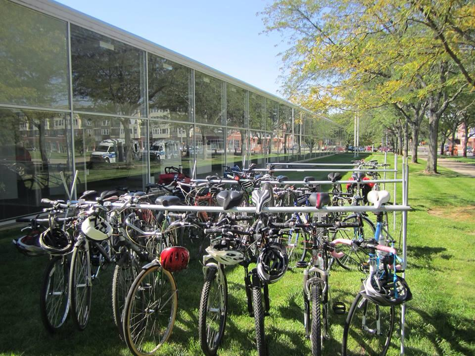 Valet Bike Parking at Ethnic Expo