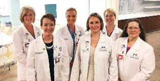Clinical Nurse Specialists at Columbus Regional Hospital