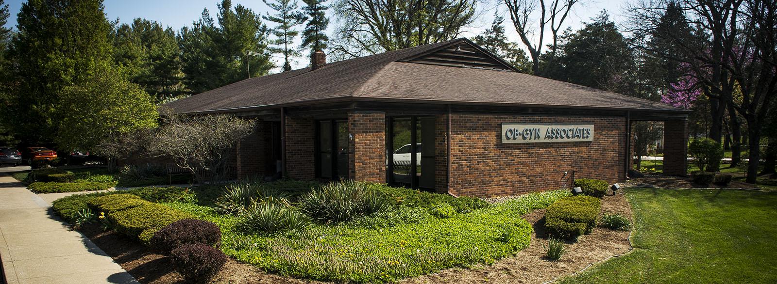 OB-GYN Associates of Columbus exterior