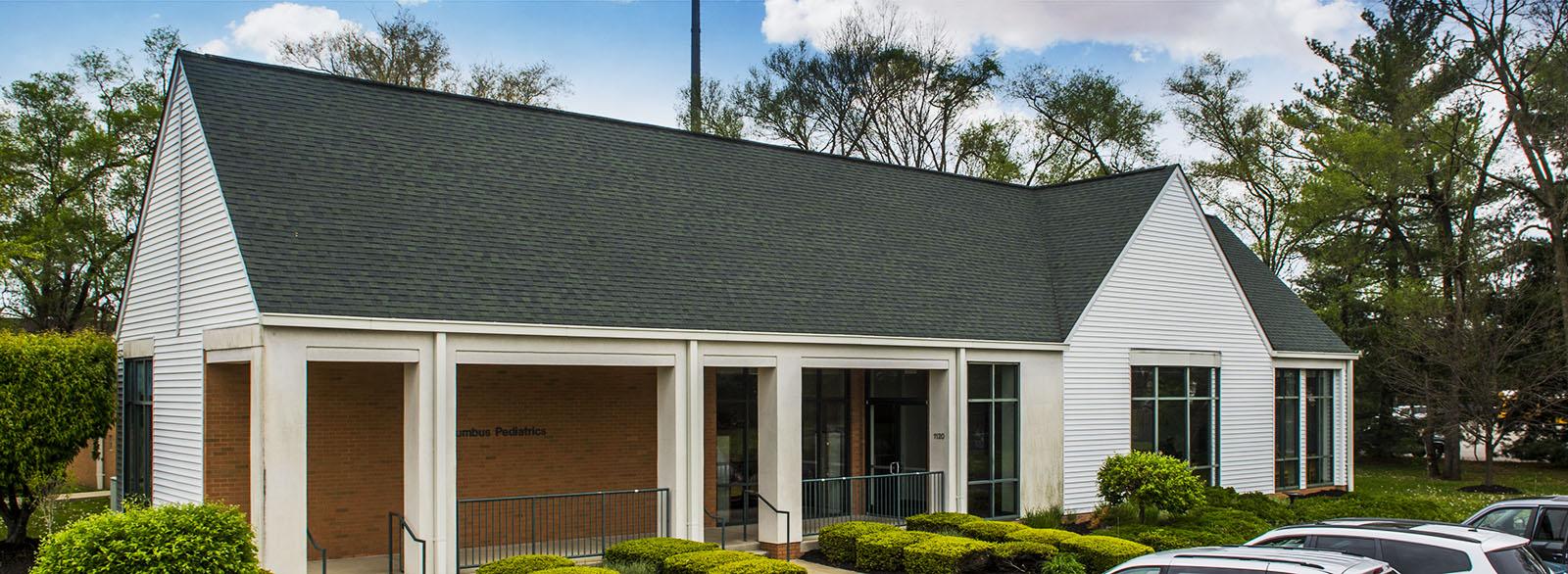 Columbus Pediatrics building exterior
