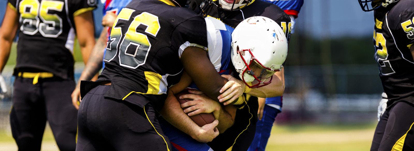 High School football, running back