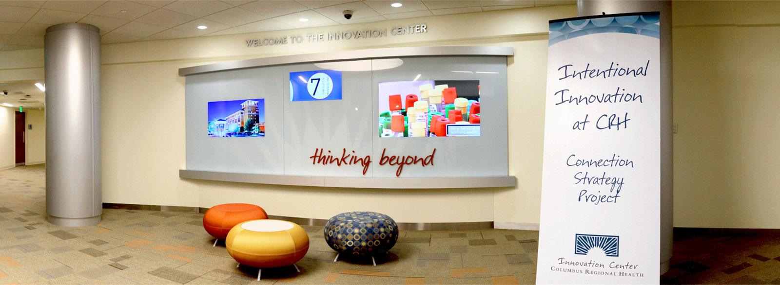 The Innovation Center at Columbus Regional Hospital