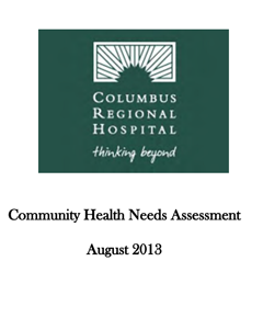 2013 Community Health Needs Assessment240x300