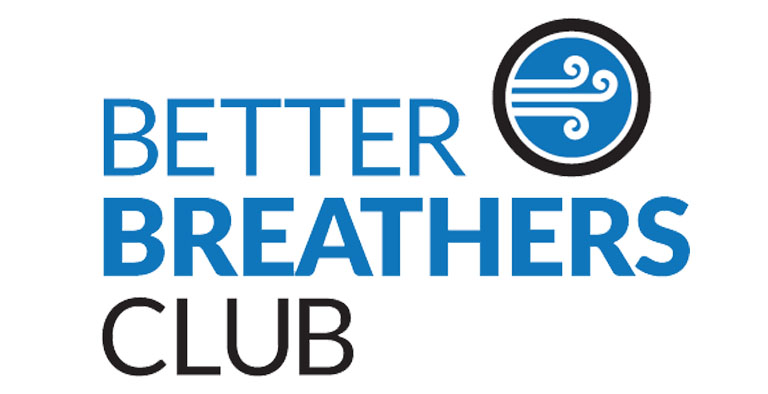 Better Breathers Club logo