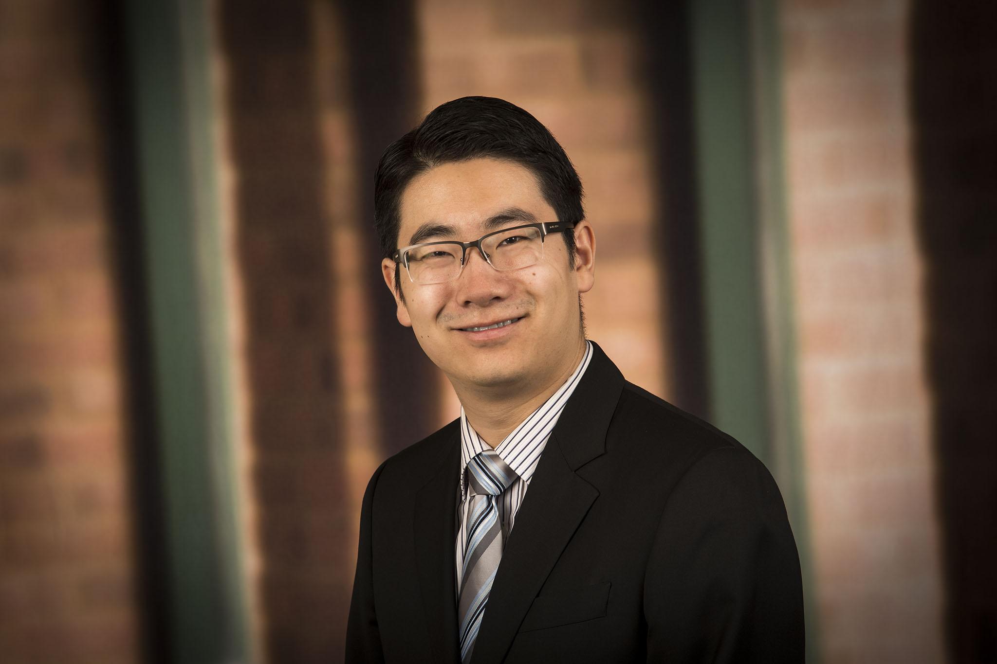 David Zhuang, MD portrait